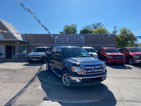 2013 Ford F-150 for sale at Brothers Auto Group in Youngstown OH