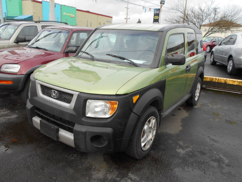 2006 Honda Element for sale at Family Auto Network in Portland OR