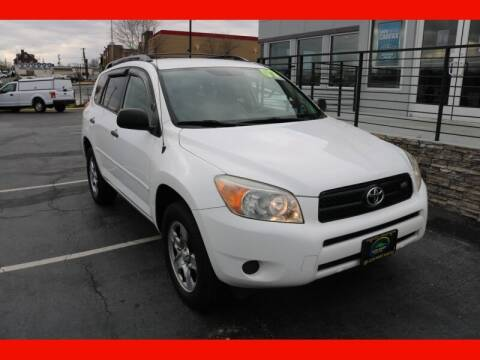 2007 Toyota RAV4 for sale at AUTO POINT USED CARS in Rosedale MD