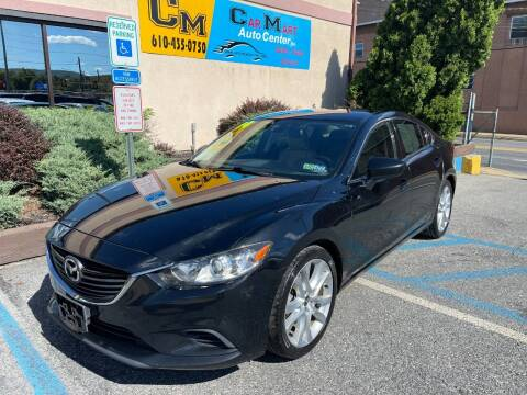 2014 Mazda MAZDA6 for sale at Car Mart Auto Center II, LLC in Allentown PA