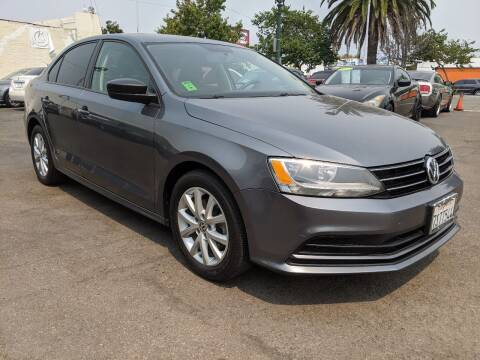 2015 Volkswagen Jetta for sale at Convoy Motors LLC in National City CA
