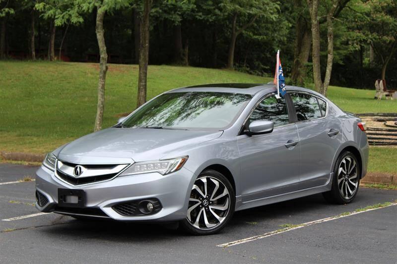 2016 Acura ILX for sale at Quality Auto in Manassas VA