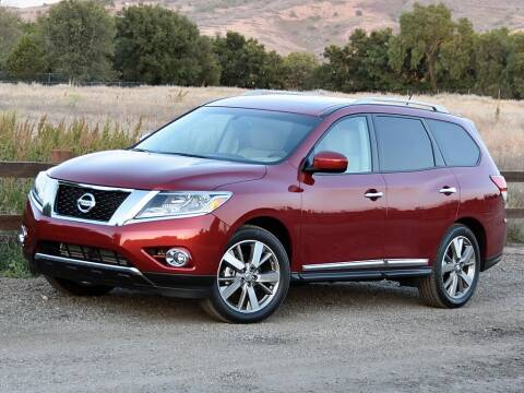 2014 Nissan Pathfinder for sale at AME Motorz in Wilkes Barre PA