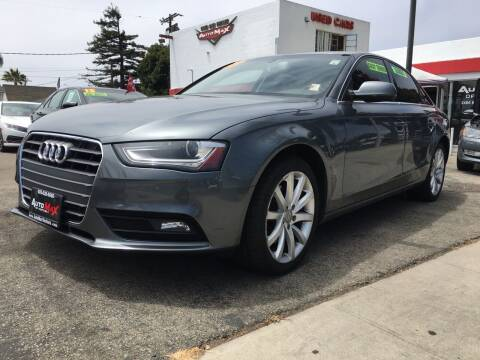2013 Audi A4 for sale at Auto Max of Ventura in Ventura CA