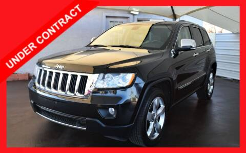 2011 Jeep Grand Cherokee for sale at 1st Class Motors in Phoenix AZ