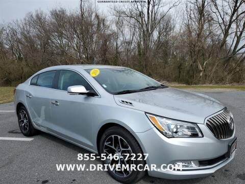 2016 Buick LaCrosse for sale at Mr. Car LLC in Brentwood MD