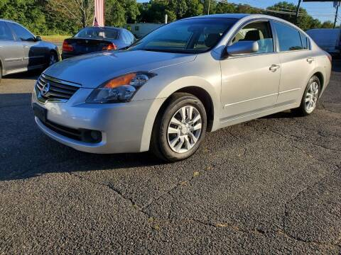 2007 Nissan Altima for sale at Russo's Auto Exchange LLC in Enfield CT