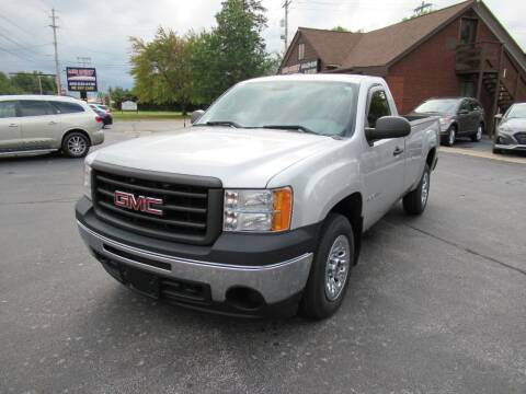 2010 GMC Sierra 1500 for sale at Lake County Auto Sales in Painesville OH