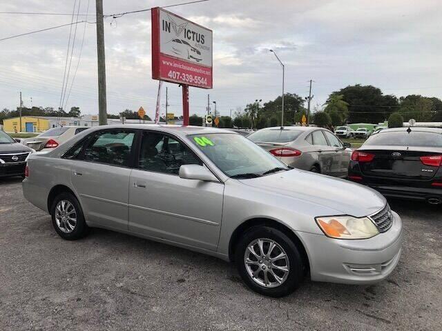 2004 Toyota Avalon for sale in Longwood, FL