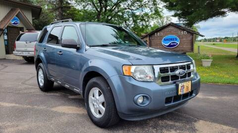 2011 Ford Escape for sale at Shores Auto in Lakeland Shores MN