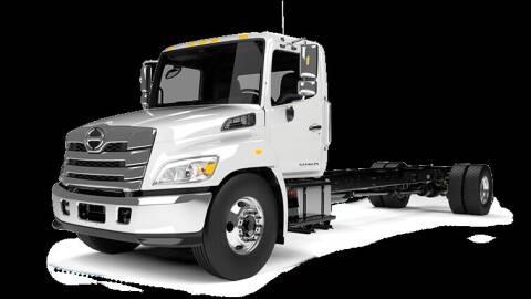 2012 Hino 308 for sale at DOABA Motors in San Jose CA