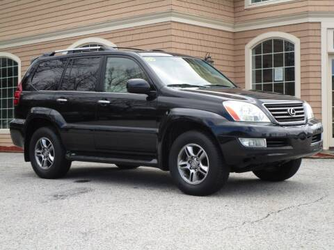 2009 Lexus GX 470 for sale at Car and Truck Exchange, Inc. in Rowley MA
