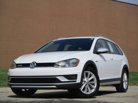 2017 Volkswagen Golf Alltrack for sale at Autohaus in Royal Oak MI