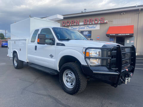 2012 Ford F-350 Super Duty for sale at Dorn Brothers Truck and Auto Sales in Salem OR