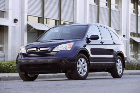 2008 Honda CR-V for sale at HOUSTON'S BEST AUTO SALES in Houston TX