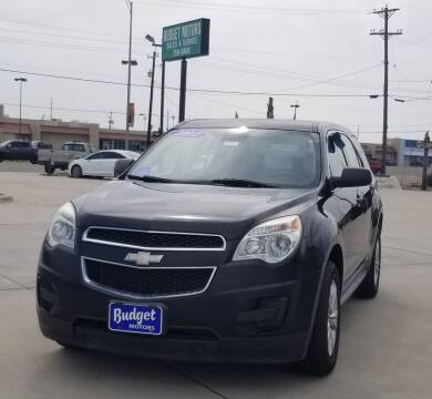 2011 Chevrolet Equinox for sale at Budget Motors in Aransas Pass TX