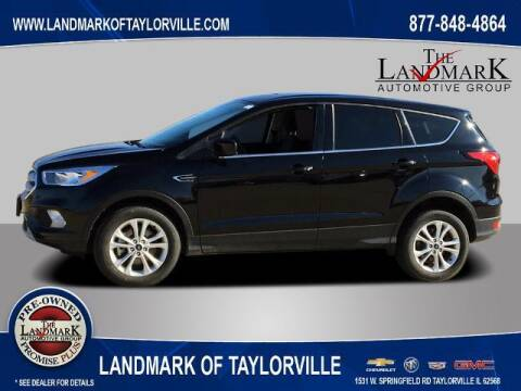 2019 Ford Escape for sale at LANDMARK OF TAYLORVILLE in Taylorville IL