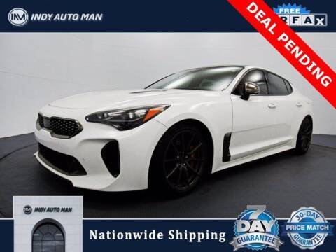 2018 Kia Stinger for sale at INDY AUTO MAN in Indianapolis IN
