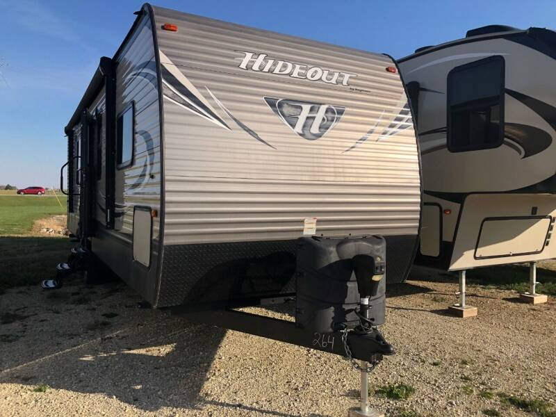 2016 Keystone Hideout for sale at Kill RV Service LLC in Celina OH