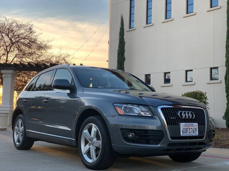 2012 Audi Q5 for sale at Auto King in Roseville CA