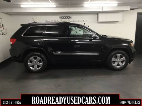 2013 Jeep Grand Cherokee for sale at Road Ready Used Cars in Ansonia CT