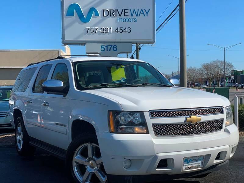 2007 Chevrolet Suburban for sale at Driveway Motors in Virginia Beach VA