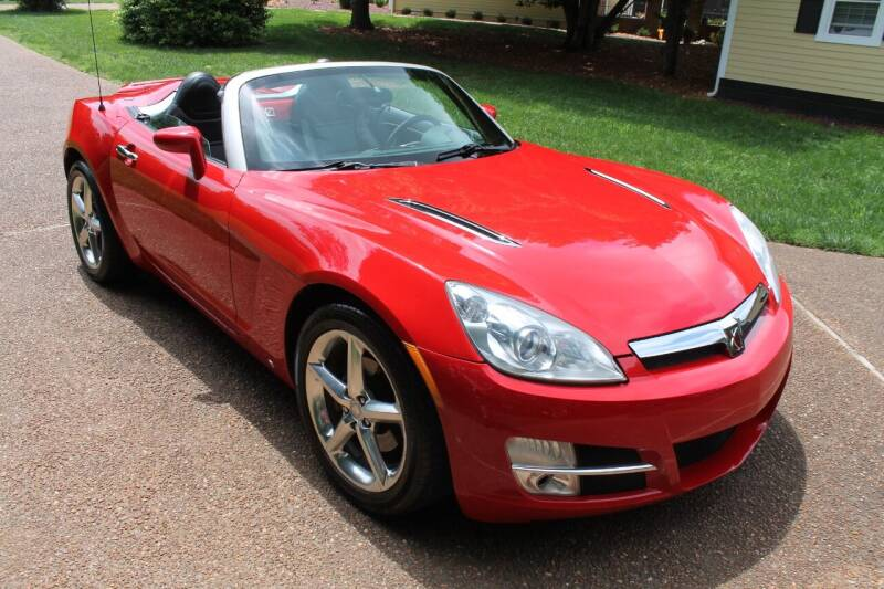 2007 Saturn SKY for sale at KEEN AUTOMOTIVE in Clarksville TN