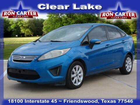 2013 Ford Fiesta for sale at Ron Carter  Clear Lake Used Cars in Houston TX