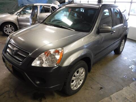 2006 Honda CR-V for sale at J & K Auto - J and K in Saint Bonifacius MN