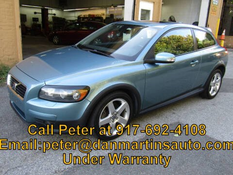 2008 Volvo C30 for sale at Dan Martin's Auto Depot LTD in Yonkers NY