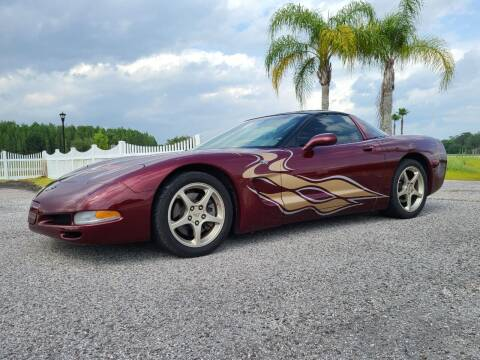 2003 Chevrolet Corvette for sale at Specialty Motors LLC in Land O Lakes FL