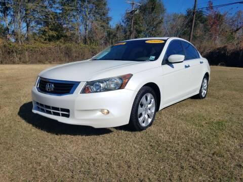 2009 Honda Accord for sale at CAPITOL AUTO SALES LLC in Baton Rouge LA