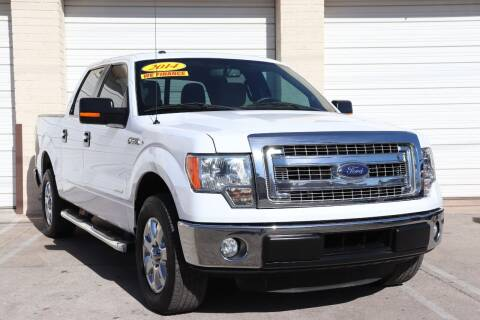 2014 Ford F-150 for sale at MG Motors in Tucson AZ