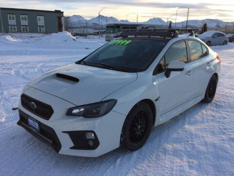 2018 Subaru WRX for sale at Delta Car Connection LLC in Anchorage AK