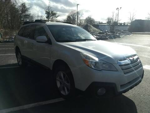 2013 Subaru Outback for sale at 125 Auto Finance in Haverhill MA