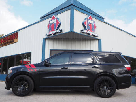2013 Dodge Durango for sale at DRIVE 1 OF KILLEEN in Killeen TX