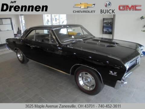 1967 Chevrolet Chevelle for sale at Jeff Drennen GM Superstore in Zanesville OH
