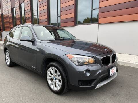 2014 BMW X1 for sale at DAILY DEALS AUTO SALES in Seattle WA