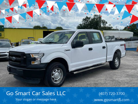2016 Ford F-150 for sale at Go Smart Car Sales LLC in Winter Garden FL