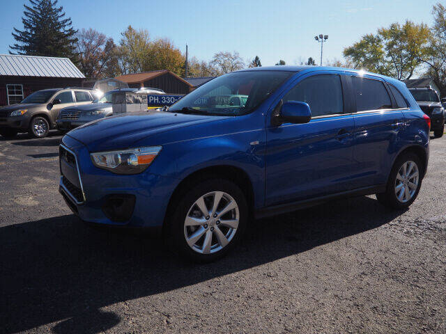 2015 Mitsubishi Outlander Sport for sale at Lou Ferraras Auto Network in Youngstown OH