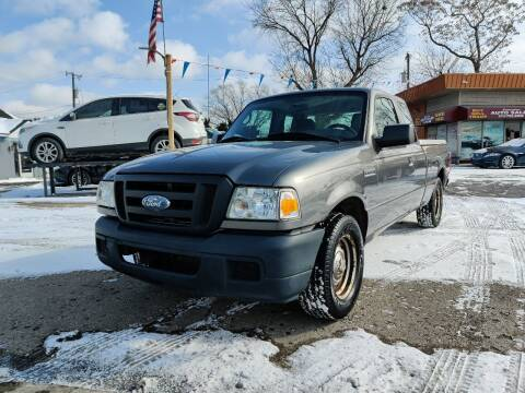 2007 Ford Ranger for sale at Lamarina Auto Sales in Dearborn Heights MI