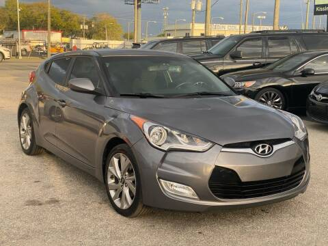 2017 Hyundai Veloster for sale at Marvin Motors in Kissimmee FL
