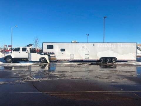 2005 Pace American Toy Hauler  for sale at Prairie Wind Trailers, LLC in Harrisburg SD