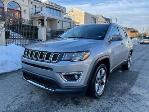 2020 Jeep Compass for sale at US Auto Network in Staten Island NY