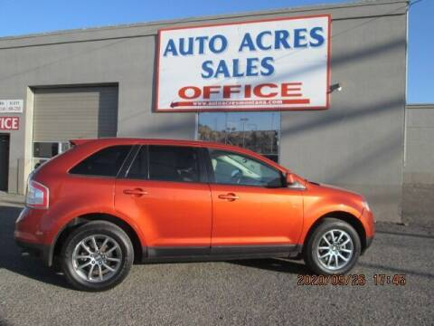 2008 Ford Edge for sale at Auto Acres in Billings MT