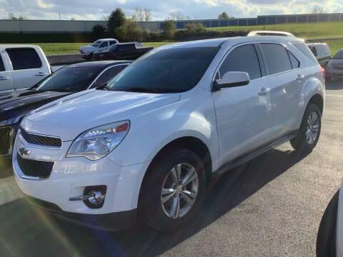 2015 Chevrolet Equinox for sale at Auto Martt, LLC in Harrodsburg KY