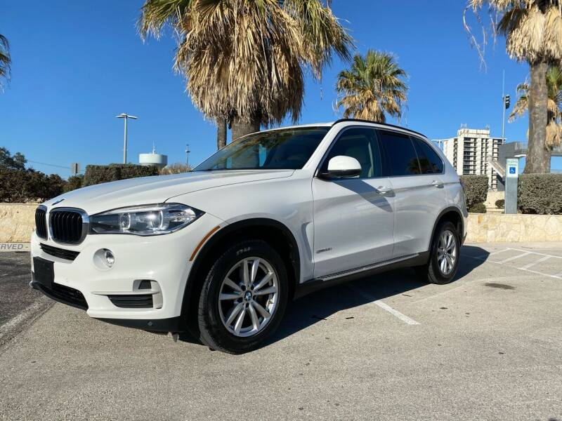 2015 BMW X5 for sale at Motorcars Group Management - Bud Johnson Motor Co in San Antonio TX