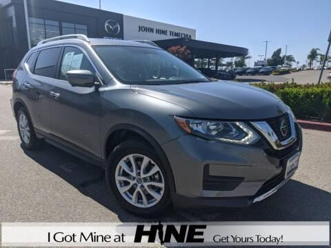 2018 Nissan Rogue for sale at John Hine Temecula in Temecula CA