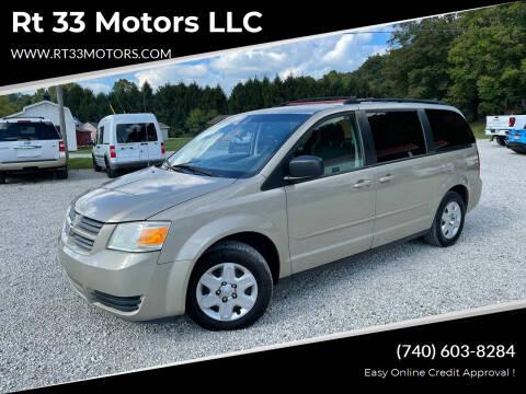 2009 Dodge Grand Caravan for sale at Rt 33 Motors LLC in Rockbridge OH