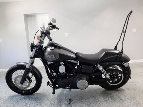 2017 Harley-Davidson FXDB for sale at Rucker Auto & Cycle Sales in Enterprise AL